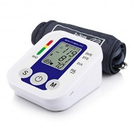 Fully Automatic Arm Style Electronic Blood Pressure Monitor- Grin health