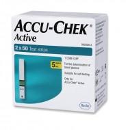 Accu Chek Active 100 Test Strips
