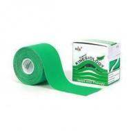 Nasara Green Kinesiology Tape 5cm x 5m