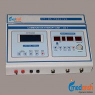 Medansh COMBI LCD 4 in 1 IFT MS TENS US For Pain management Through increased circulation and mobilty