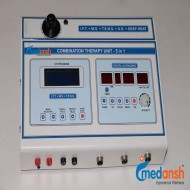 Medansh COMBI LCD 5 in 1 IFT MS TENS US Deep Heat for Pain management Through increased circulation and mobilty