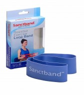 Sanctband Loop Band 13 inch Blueberry - Heavy