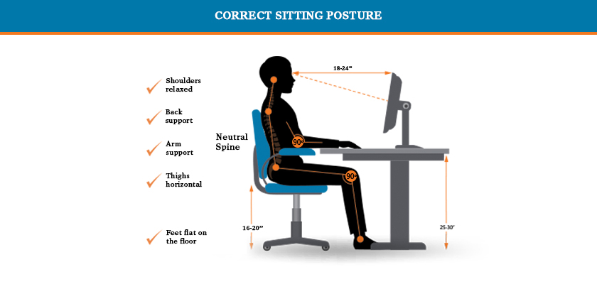 9 Easy Ways to Relieve Back Pain at Work 7