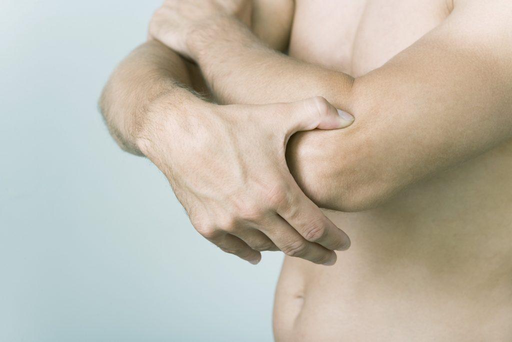 elbow point