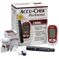 Accu Chek Performa Glucometer Machine