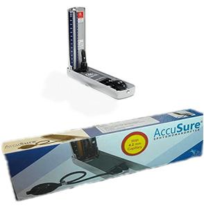 accusure mercury sphymomanometer