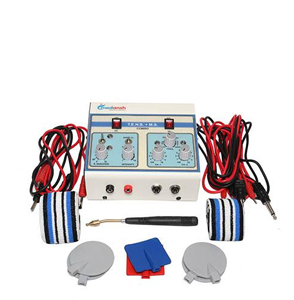 medansh physiotherapy 2 channel tens machine