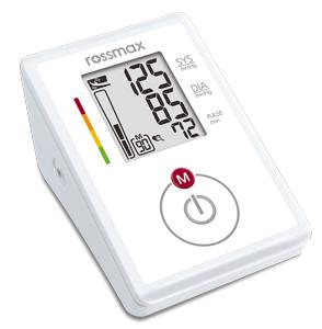 rossmax ch115f blood pressure monitor