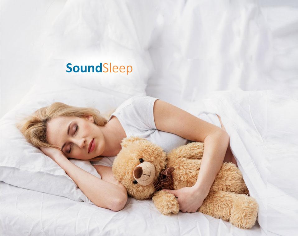 sound sleep banner