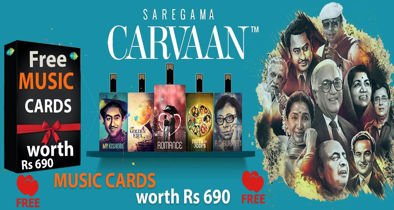 Saregama Carvaan Mini Buy Online|Meddey
