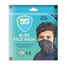 N-95 Face Mask Pack of 4 Pc