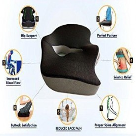 Coccyx cushion benefits