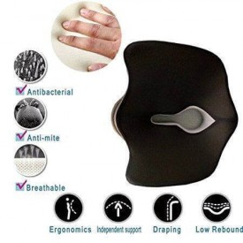 Coccyx cushion features