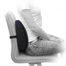Orthopaedic Backrest for Lower Back Pain Relief- Grin Health Singapore