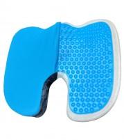 Coccyx Gel Cushion for Coccydania Tail Bone Sciatica Back Pain Releif by Viaggi