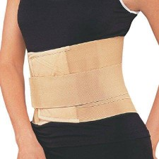 Flamingo Lumbar Sacro Belt - Large