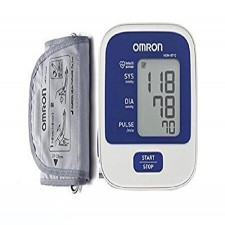 Omron Blood Pressure BP Monitor HEM-8712