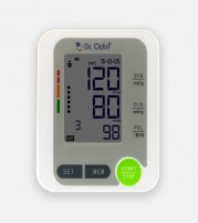 Digital Blood Pressure Machine with USB Port and WHO Function from Dr Odin