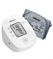 Omron 7121J BP Monitor with Hypertension Indicator (3 Year Warranty)