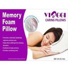 Viaggi Memory Foam Pillow