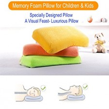 GrinHealth Memory Foam Kids Pillow