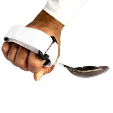 Pedder Johnson Velcro Grip for Spoon and Fork