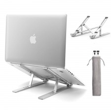Laptop Stand Ergonomic Foldable Portable Desktop Holder