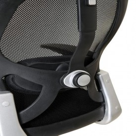 Ergonomic chair view 5