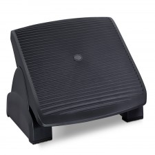 Ergonomic Footrest with Adjustable Angle for Office and Home Use