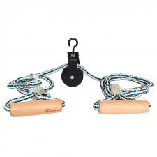 Medansh Shoulder Pulley Multi use for Home Gym Exercise and Physical Therapy