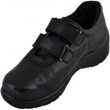 DAB Monk Strap Black - Size UK India