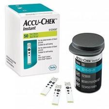 Accu Chek Instant S 50 Test Strips