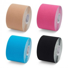 K Tape Mixed Box of 4 Color Rolls