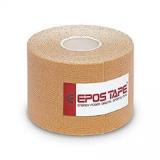 EPOS Original Korean Kinesio Tape Beige  5cm X 5m Single Roll