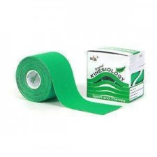 Nasara Korean Green Kinesiology Tape 5cm x 5m