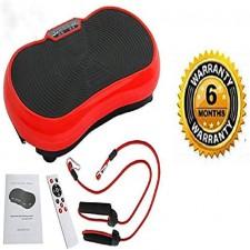 Arg Arogya Fitness Power 3d Vibration Plate 2 Motors Remote Random Color