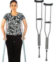 Vissco Auxiliary Crutch Pair - Large