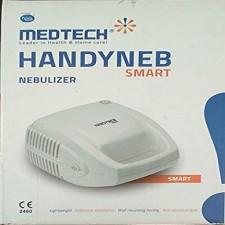 Handyneb Smart Aerosol Therapy Compressor Nebulizer (White)