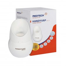 Medtech Steam Inhaler portable steamer Model VAP 01