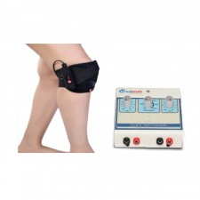 Knee Pain Relief Combo Kit with TENS Pain Releief Machine and Wireless Heating Pad
