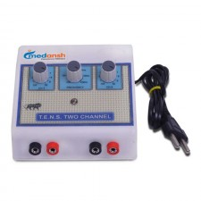 Portable TENS 2 channel Electrotherapy device for Pain Relief - Medansh