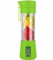 Portable Electric USB Juice Maker Juicer Blender Bottle