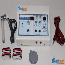 Medansh ULTRASONIC with TENS 4 CHANNEL for promoting recovery and reducing pain