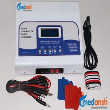 Medansh COMBI LCD 3 in 1 - IFT MS TENS 150 Program For Pain management Through increased circulation and mobilty