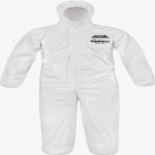 MciroMAx NS Coverall with elasticiated hood, cuffs , waist  ankles