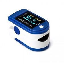 Digital Fingertip Pulse Oximeter