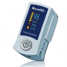 Fingertip Pulseoximeter with ACT Technology Model SB200 from Rossmax