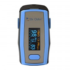 Fingertip Digital Pulseoximeter with wide PI range and 1 Year Warranty from Dr Odin