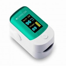 Premium Digital Fingertip Pulseoximeter Made in India with 1 Year Warranty