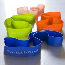 Sanctband Resistive Loop Peach - Extra Light